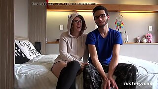 Lustery vídeo # 129: jada e lucas novo local, mesma sensação