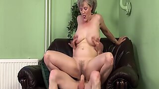 big cock for a 76 years old granny