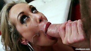 LiveGonzo Brandi Love Sexy Mature Hardcore