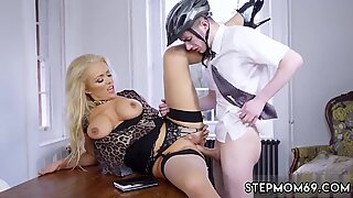 Mature soccer milf solo Having Her Way With A Rookie - Rebecca Jane Smythe