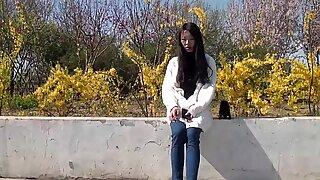 Chinesas femdom-foot fetiche