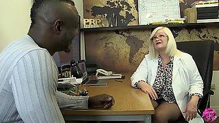 LACEYSTARR - Dr Lacey Meets Antonio Black