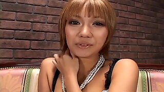 Glamourosa japonesas prostituta Hina Otsuka fica com boca cheia