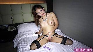 Ladyboy Post-op Baithong SEM Preservativo