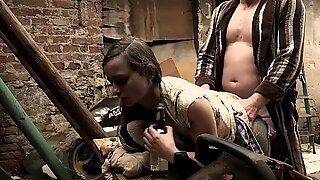 satan IN PENNYWISE (VULGARUS VERSION, PMV, bondage & discipline, dp, ANAL, ROUGH SEX)