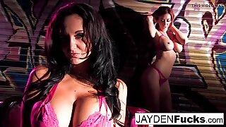 Jayden Jaymes transa com Ava Addams