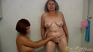 OmaPasS Amateur Granny Compilation with Sex Toys