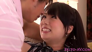 Japanese beauty given a facial after a great plowReport this video