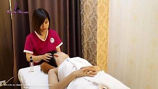 Massagem tradicional em spa de luxo, como fazer alívio